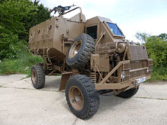 A + S Armsoft, Pre War, Post War, All Types of Military Vehicles Catered For, Military Vehicle Restoration & Refurbishment Specialists, Norfolk, Previous Projects - Buffel