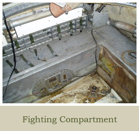 Previous Projects CVR T Sabre 02 FD 14 Fighting Compartment Section Fighting Compartment