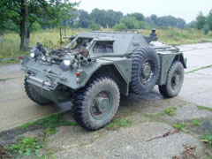 A + S Armsoft, Pre War, Post War, All Types of Military Vehicles Catered For, Military Vehicle Restoration & Refurbishment Specialists, Norfolk, Previous Projects - Ferrek MK 2/3