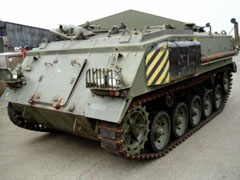 Previous Projects FV432 11 EA 55