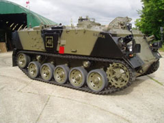 A + S Armsoft, Pre War, Post War, All Types of Military Vehicles Catered For, Military Vehicle Restoration & Refurbishment Specialists, Norfolk, Previous Projects - FV432 11 EA 55